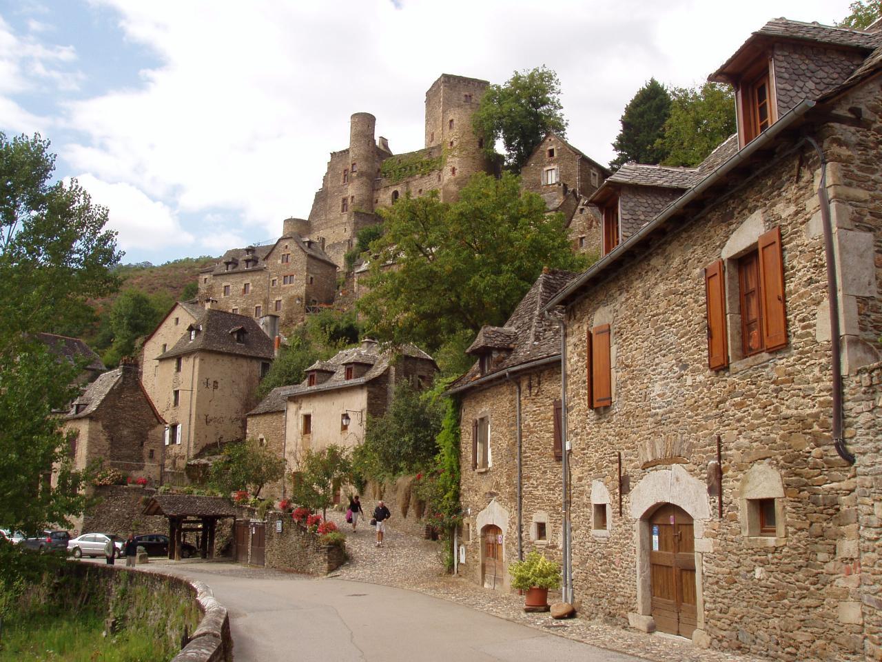 Aveyron   Belcastel