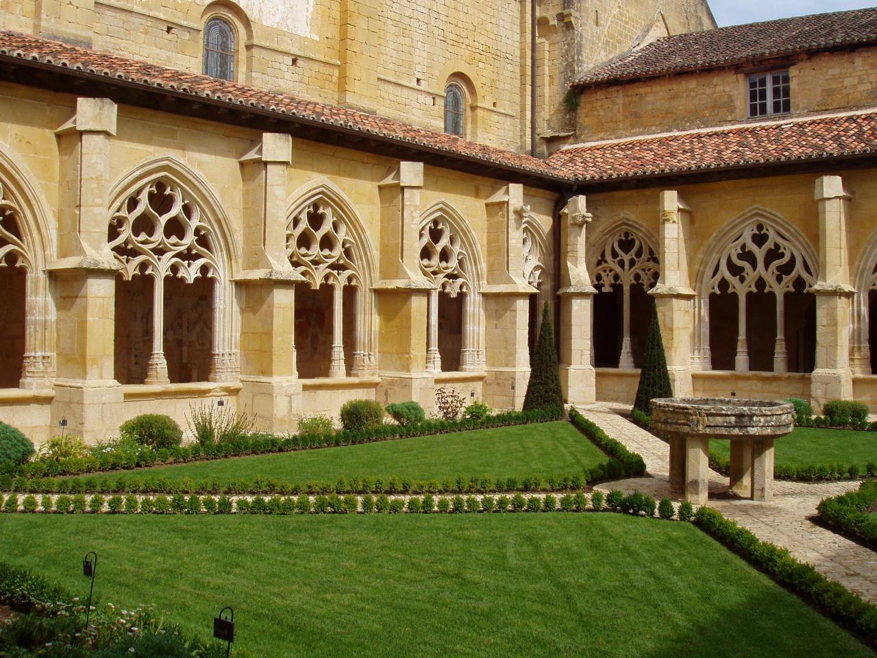 Cadouin l'abbaye