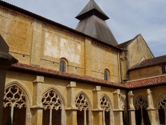Cadoin l'abbaye