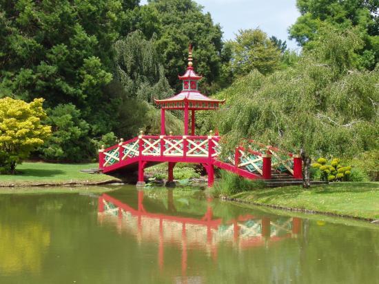 le pont pagode chinois