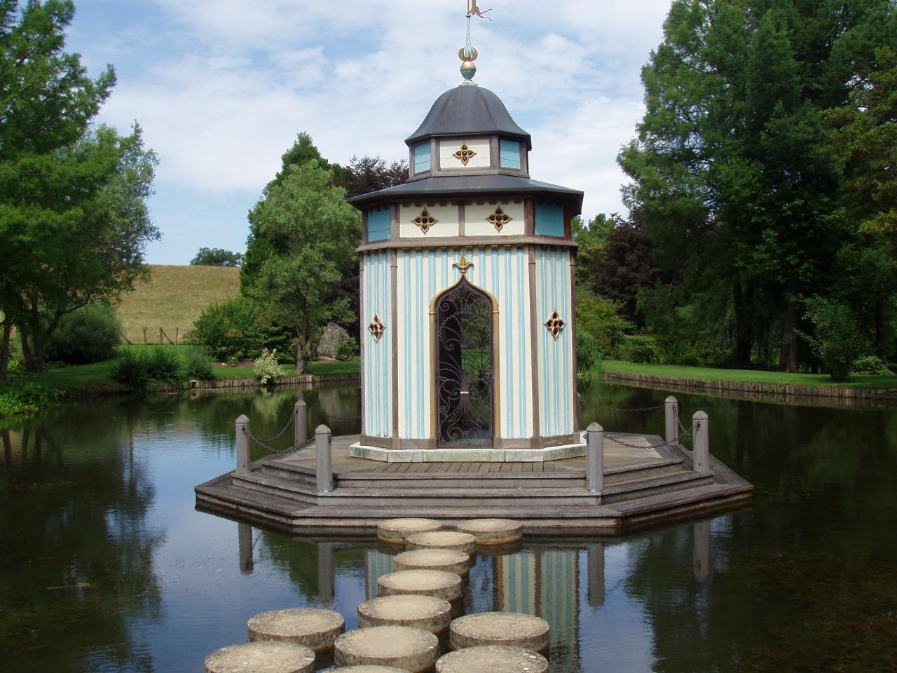 le pavillon Turc