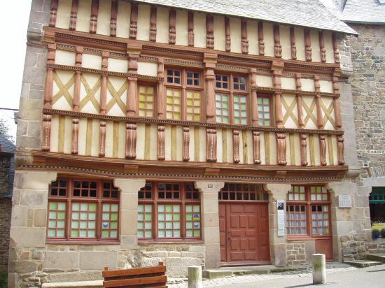 Tréguier maison d'Ernest Renan