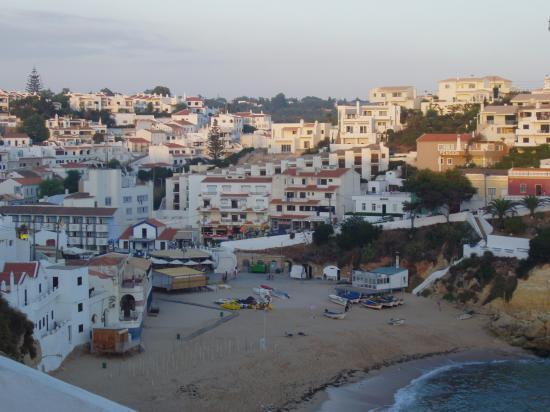 Carvoero plage