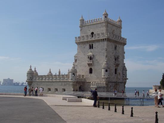 tour Bélem Lisbonne