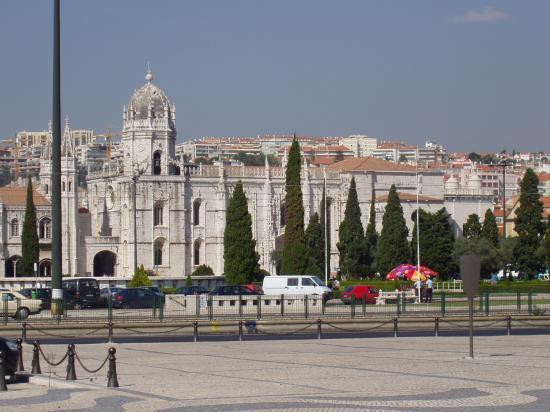 monastère saint  Jérôme  Lisbonne