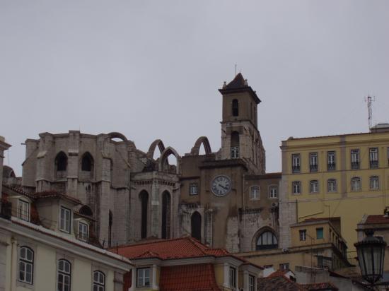l'église do carmo