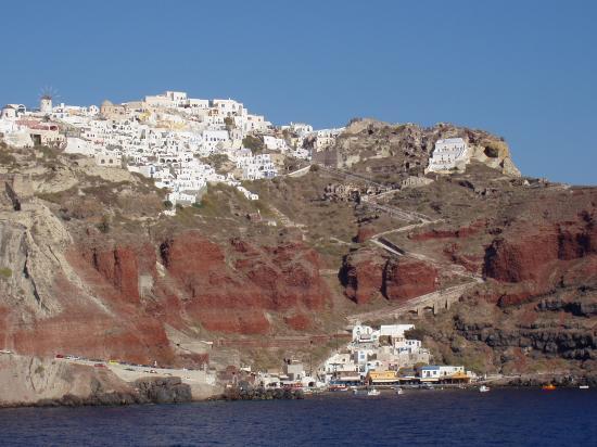 port d'Athinios