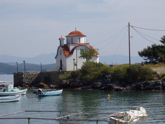 Gythio chapelle