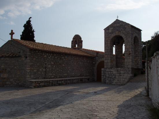 chapelle à Itylo