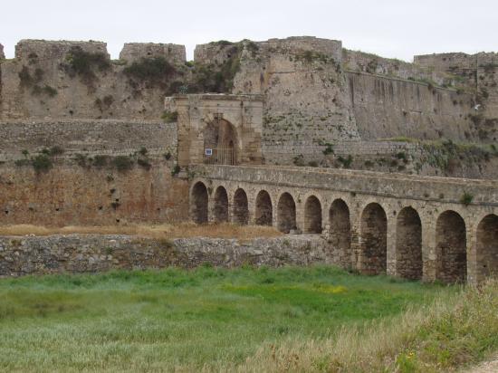 citadelle de Méthoni