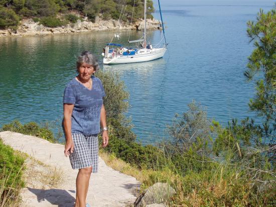 Danièle à palea Epidavros