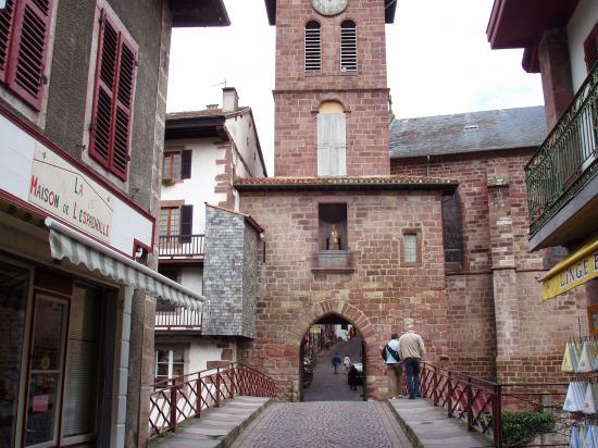 saint Jean pied de port