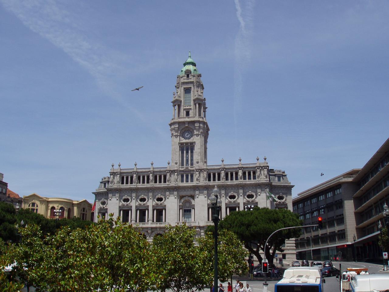 Porto  camara municipal