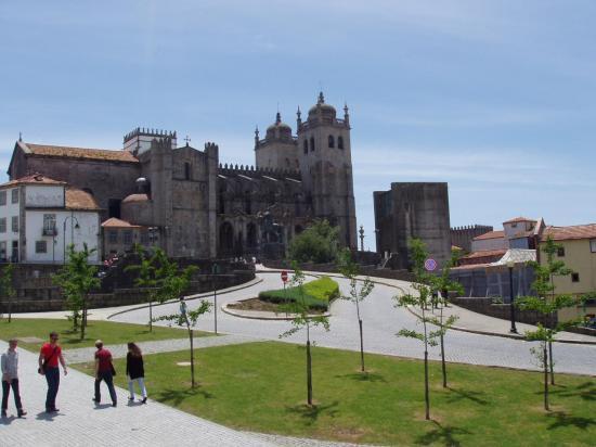 Porto  la cathédrale (Sé)