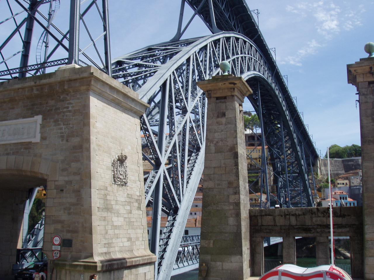 Porto  pont  dom Luis 1er