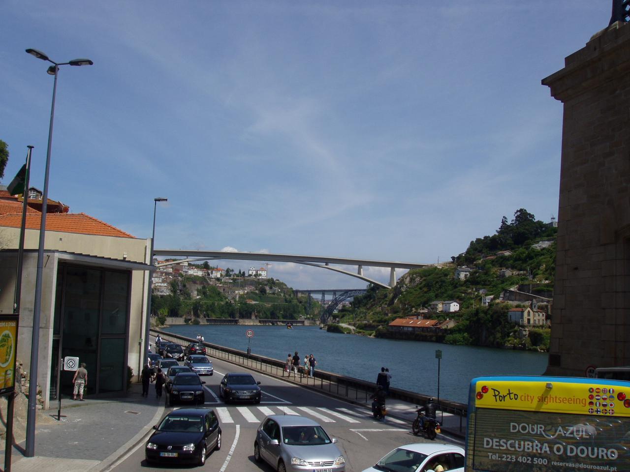 Porto  ponte da Arrabida