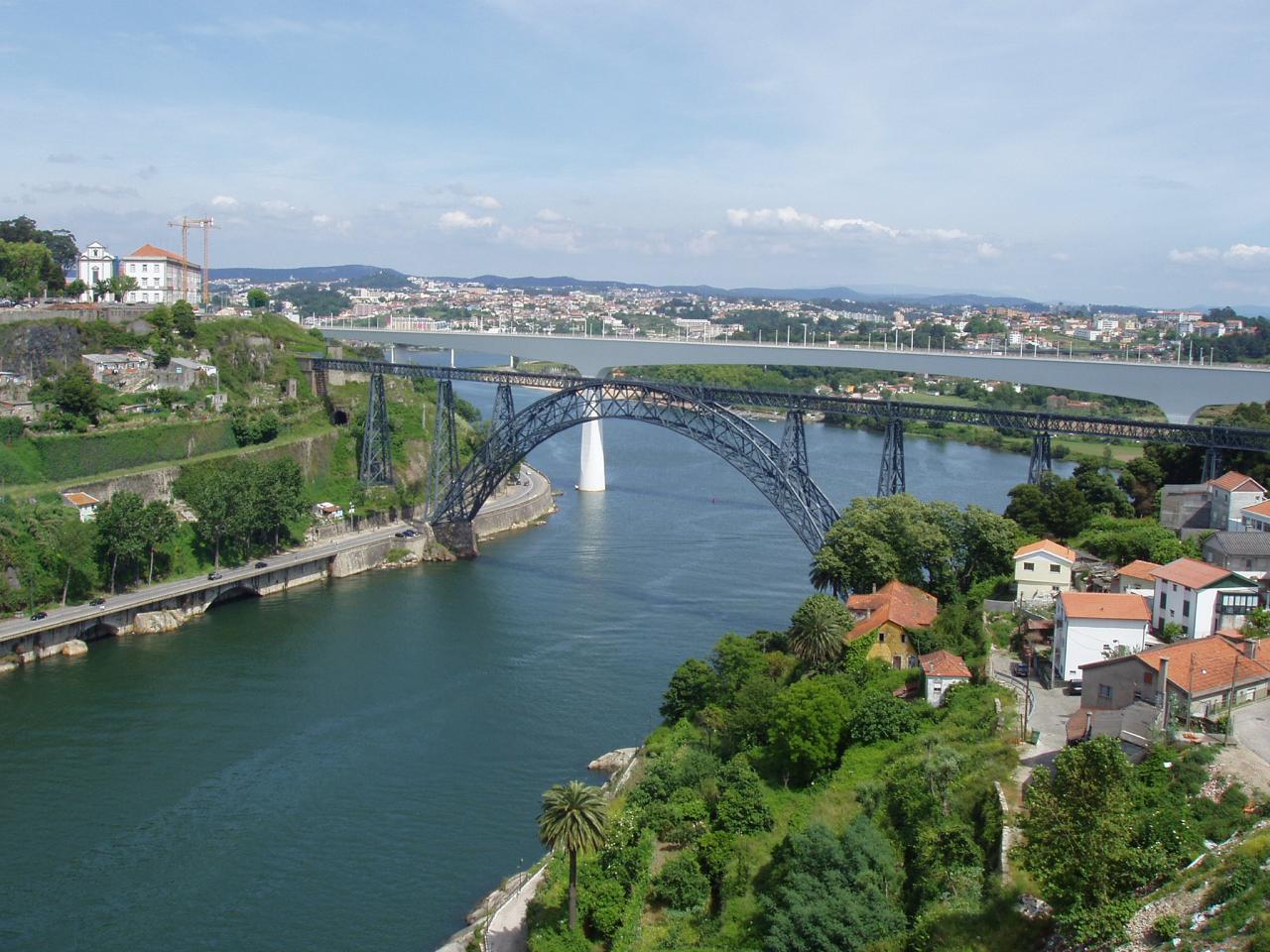 Porto  pont dona Maria
