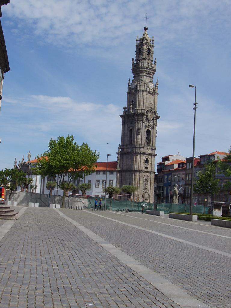 Porto  la torre dos Clérigos