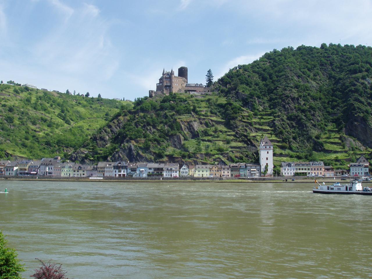St Goar am Rhein