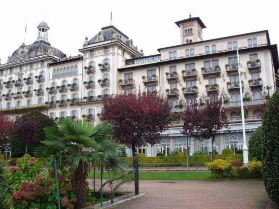Strésa  Palace