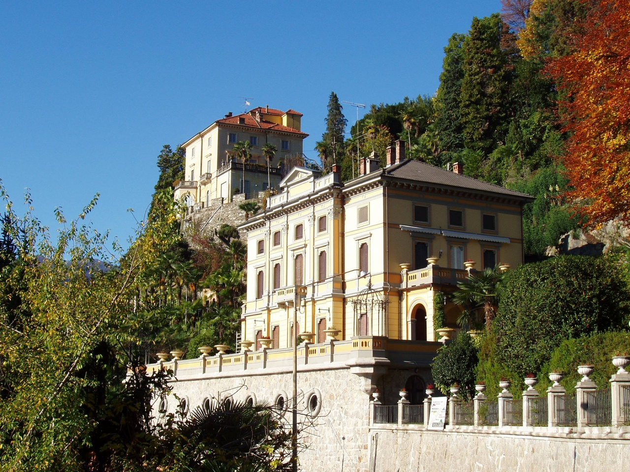 Orta hotel particulier