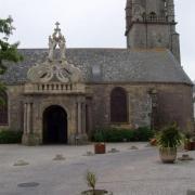 Carnac église St Cornély