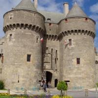 Guérande  porte  saint Michel