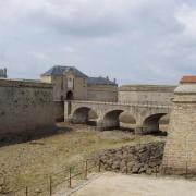 Port Louis  citadelle Vauban