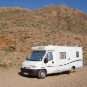 Cabo-de Gata le désert