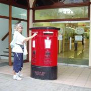 Gibraltar boite postale