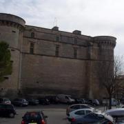 Gordes  le château