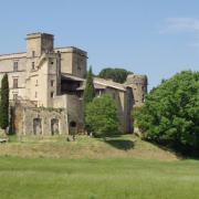 Lourmarin- le château