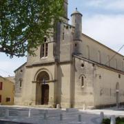 Pernes-les-fontaines église N.D de Nazareth