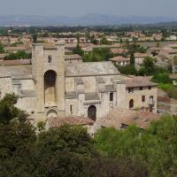 Pernes-les-fontaines l'église des Augustins