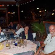 Santorin à table
