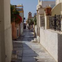 Santorin- rue d'Oia