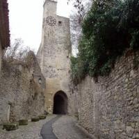 Vaison-la-romaine la ville haute