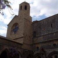 Abbaye de fontfroide l'église