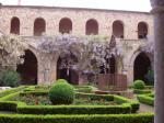 Abbaye de fontfroide  le cloître