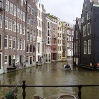 Amsterdam  sur les canaux
