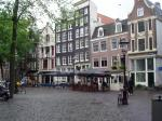 Amsterdam en ville