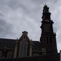 Amsterdam église Westerkerk