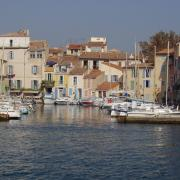 Martigues le canal St Sébastien