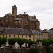 Aveyron- château d'Estaing
