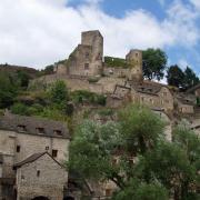 Belcastel le château