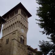 saint Antonin noble val  le beffroi de l'hotel de ville