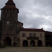 église ND   Labastide d'Armagnac