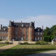 Bagnoles de l 'Orne château de Couterne