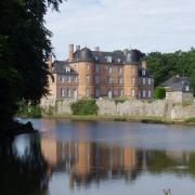Bagnoles de l' Orne château de Couternes