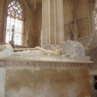 Batalha tombeau de Joào 1er et Pilippa de Lancastre